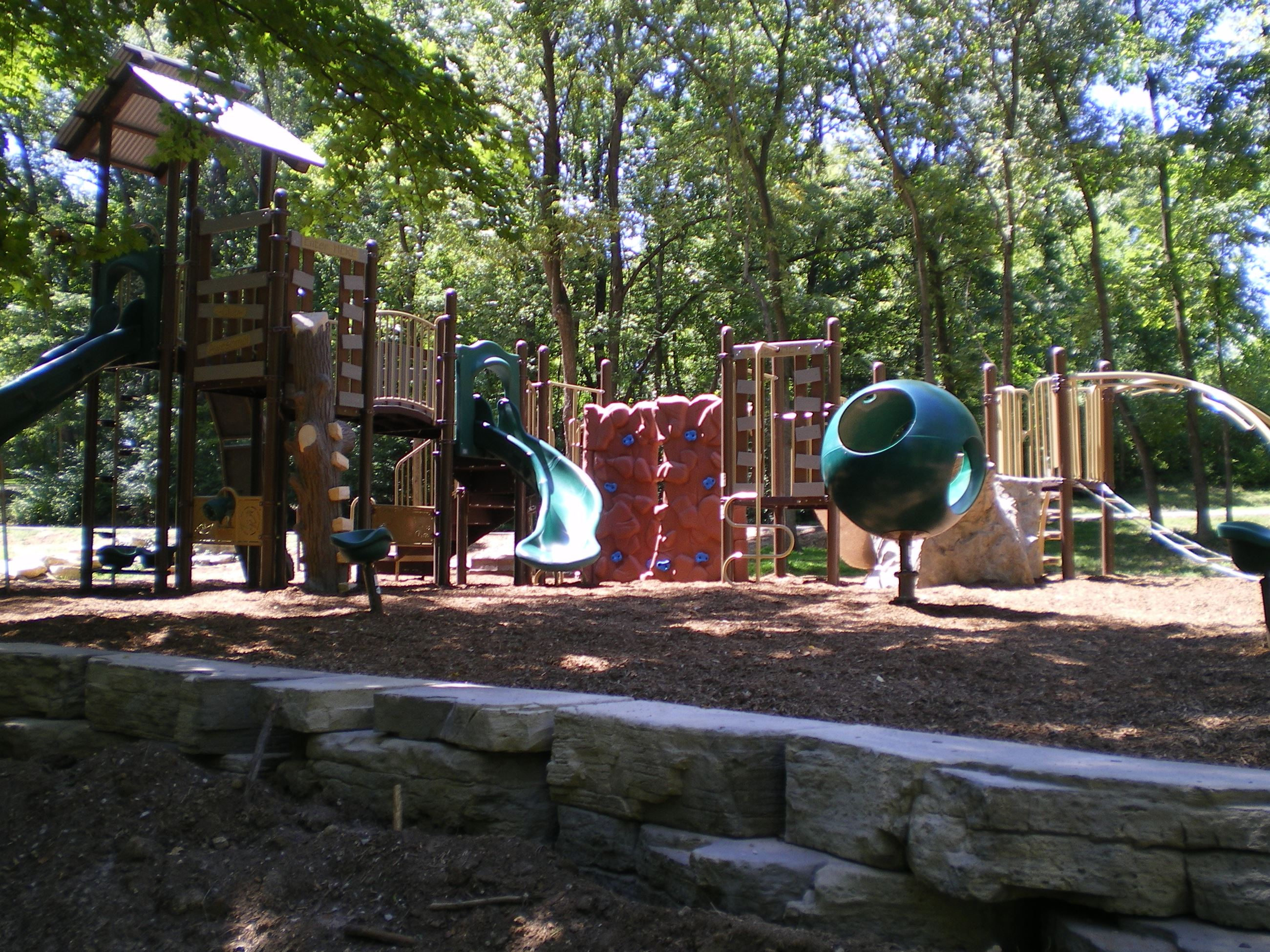 Playground at Margaret Stoecker Park
