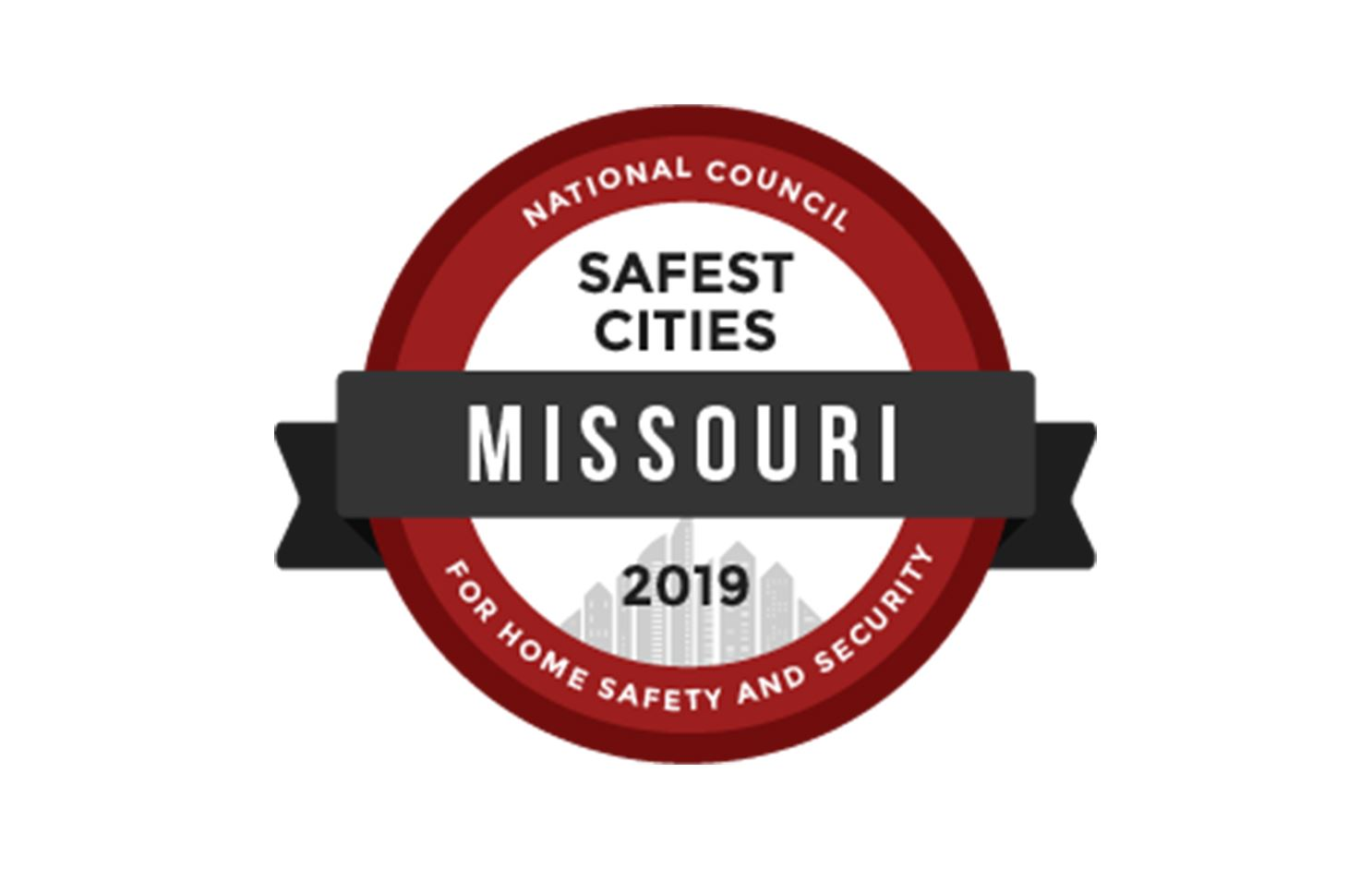 News Section Template - 2019 Safest Cities
