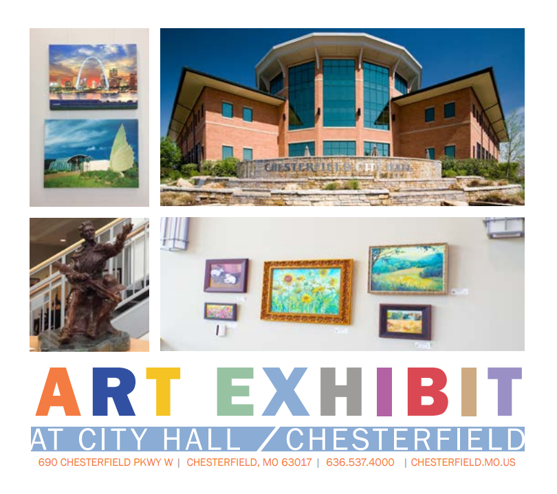 Chesterfield City Hall Art Exhibit