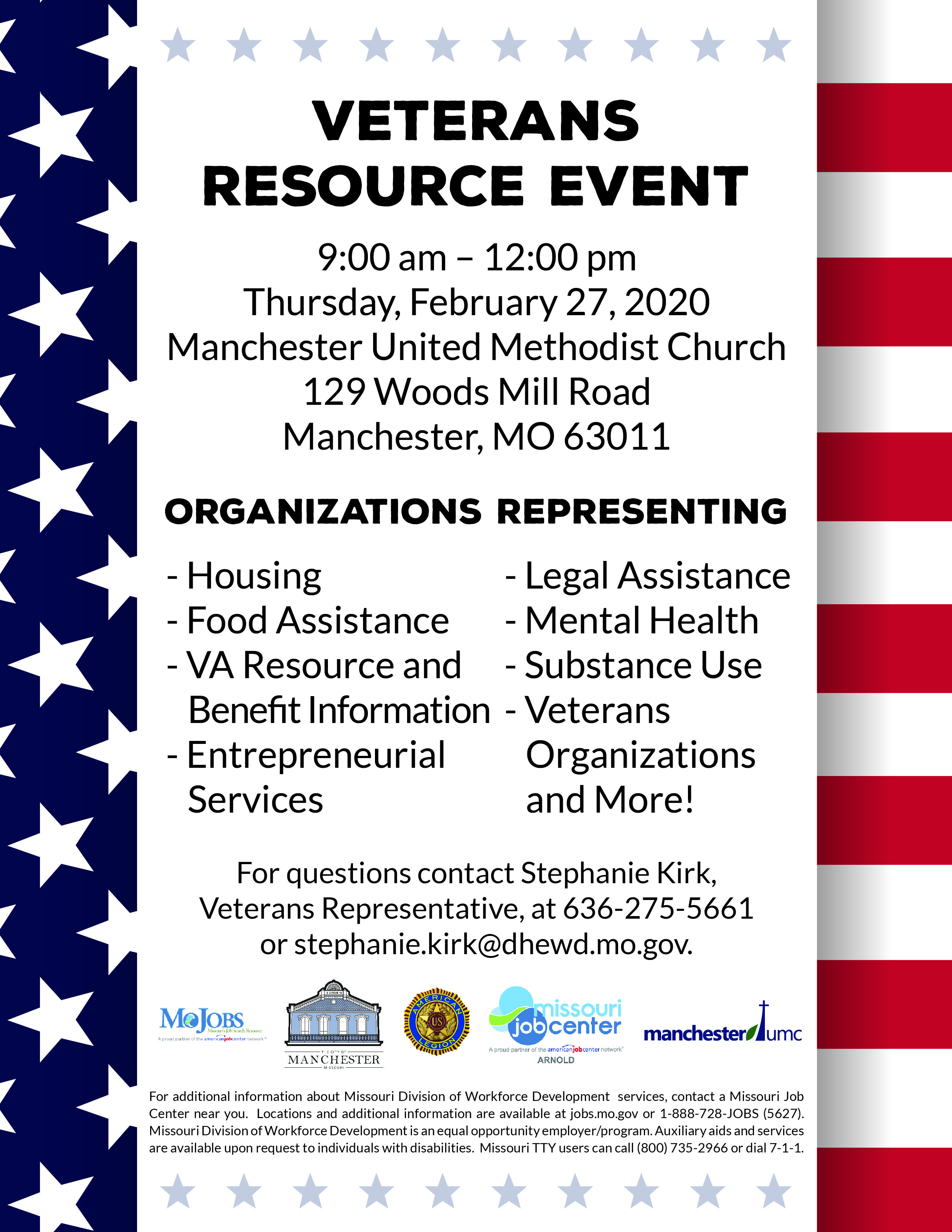 Veterans Resource Event
