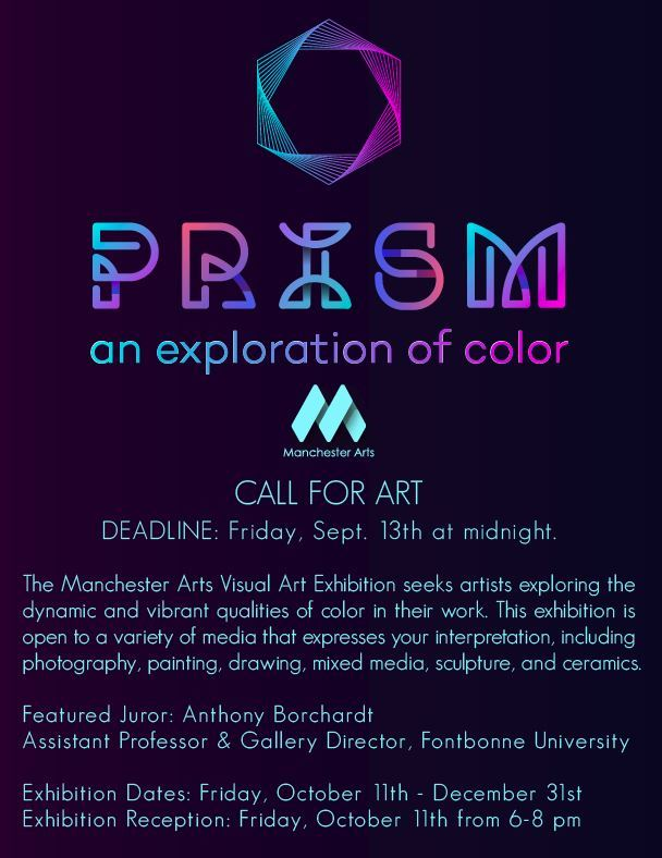 Prism Call Flyer