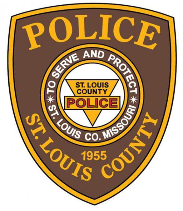 County Police Badge