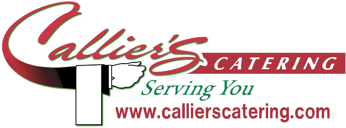 Calliers Catering logo Opens in new window